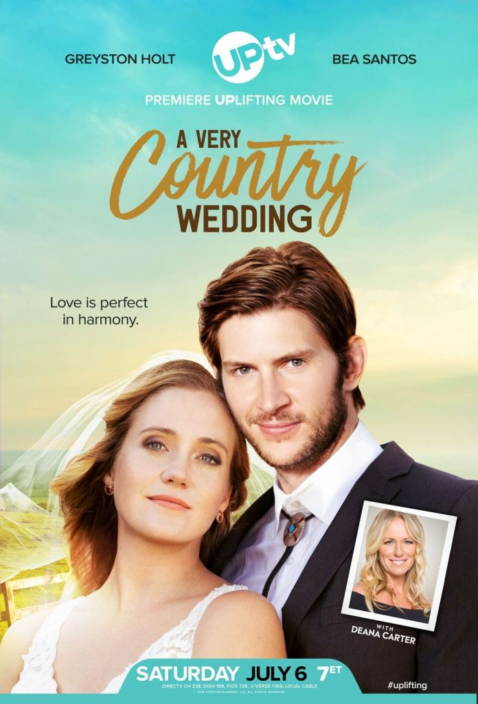 Preview A Very Country Wedding A Uptv Original Movie 2019