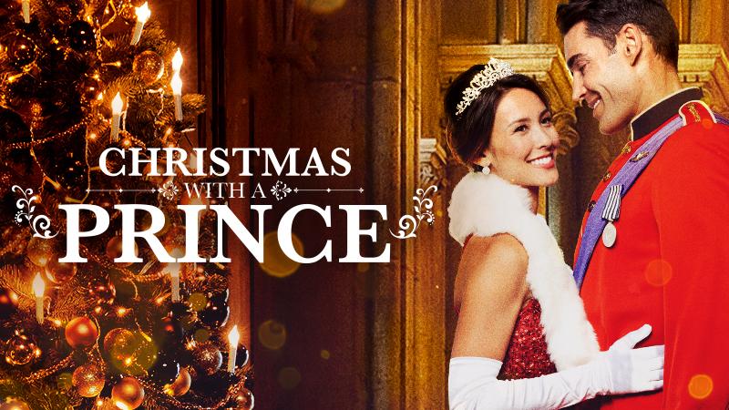 """Preview: """"Christmas With A Prince"""" A UPTV Original Movie (2018)"""