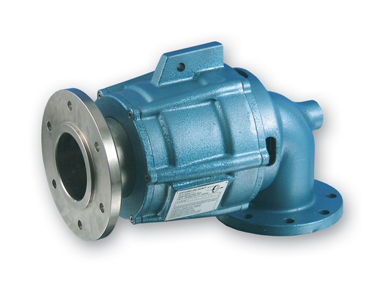 """F127-011-200 - Deublin 5"""" Water Union, Flanged Rotor"""