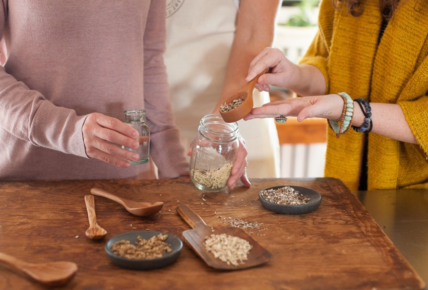 introductory herbal course by herbal academy – blending herbal preparations copy