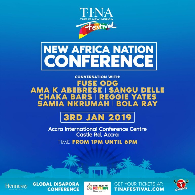 This is New Africa Festival and Conference
