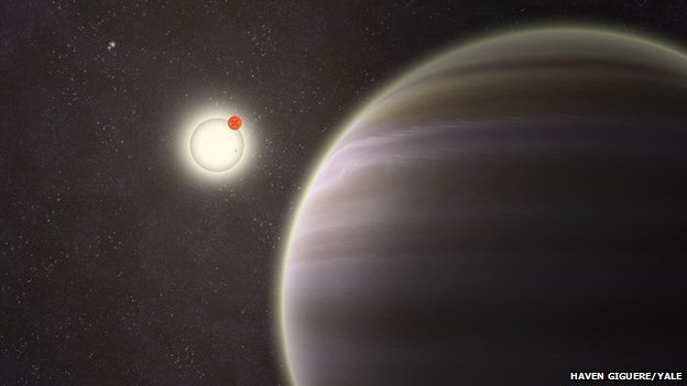Planet with 4 Suns, puzzled for life…