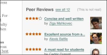 knol-peer-reviews