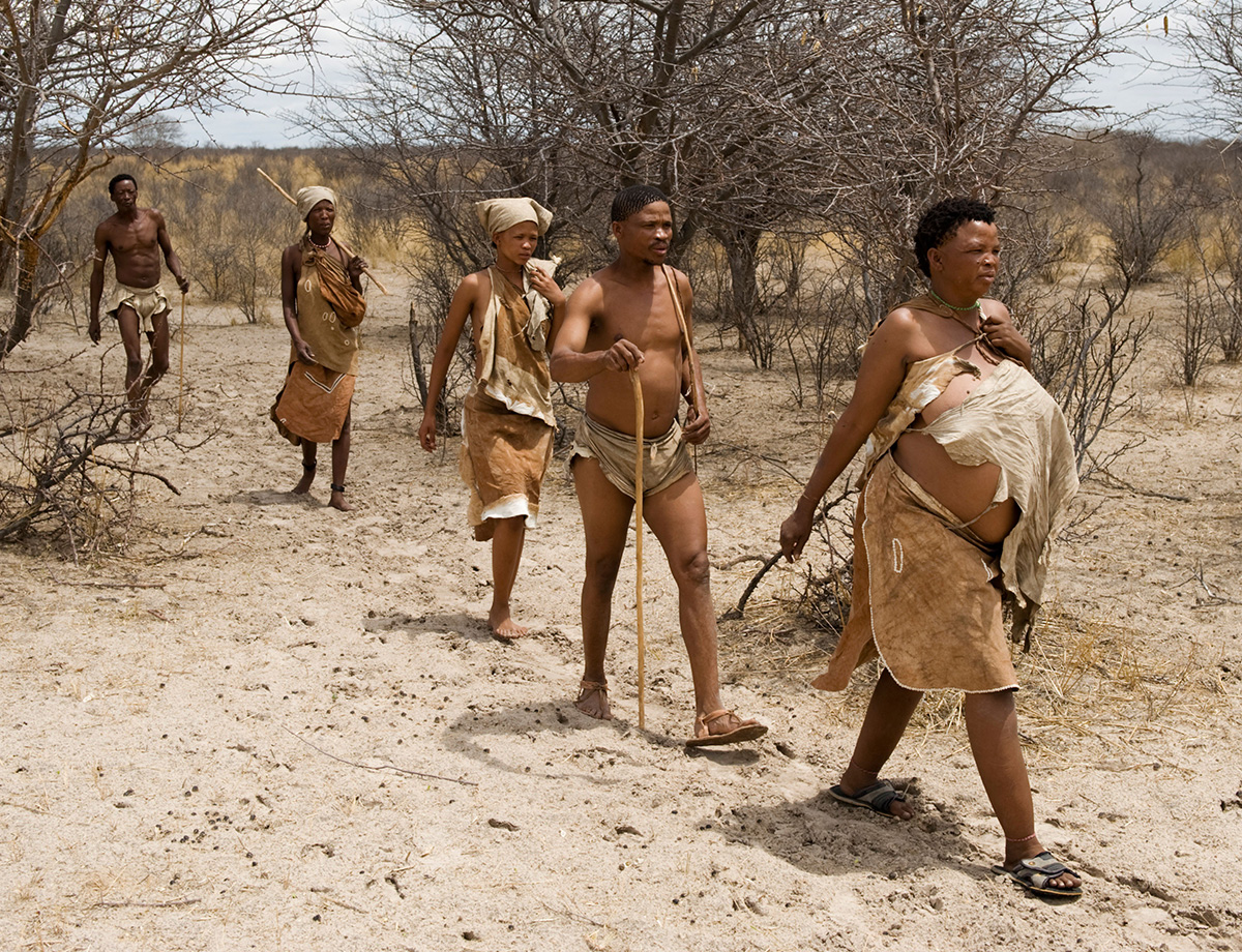 Africa, Neanderthals, parents. The lost wisdom…