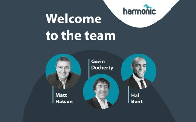 Harmonic strengthens its team with three new appointments