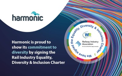 Harmonic commits to equality and diversity by signing EDI charter
