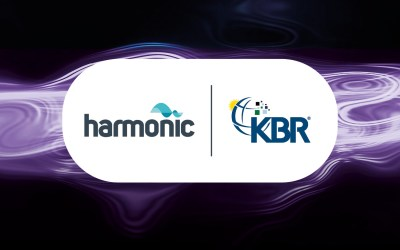 Harmonic finds a new home with KBR
