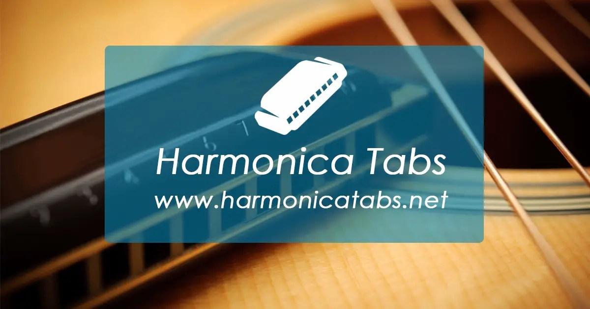 America - Harmonica Tablature and Sheet Music