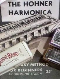 Harp History