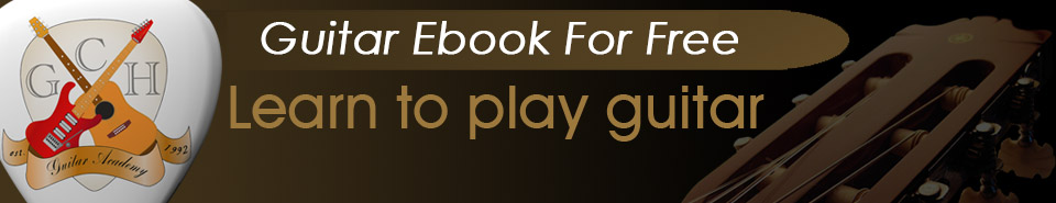 Download Guitar Lessons eBooks for Free