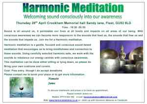 Harmonic Meditation '161
