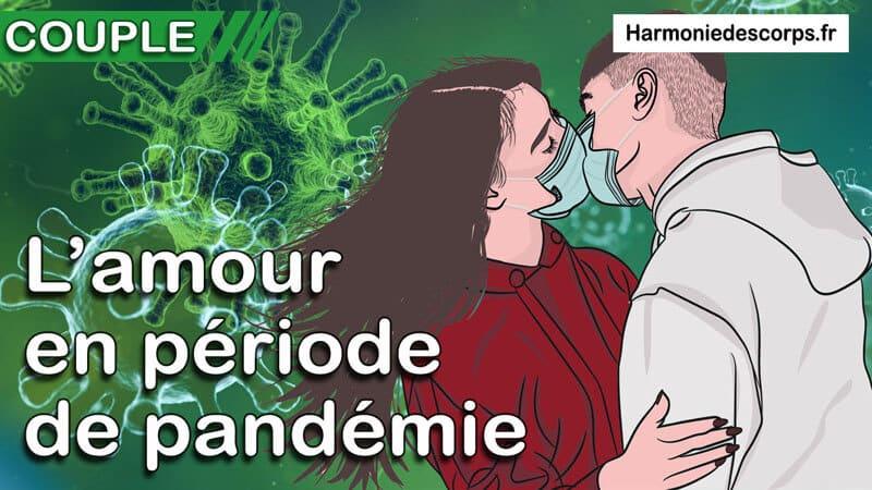 L'amour en période de pandémie