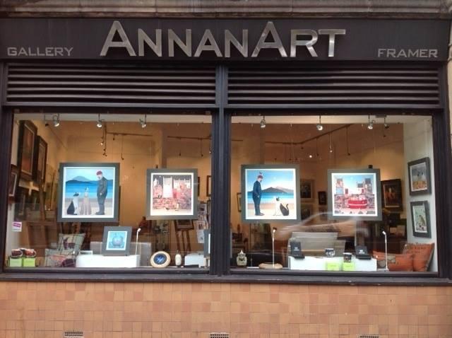 Annan Art Gallery