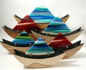 Vessel sculptures