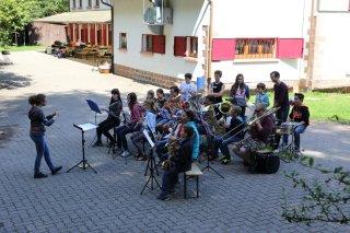 Week-end musical à Salm (août 2015)