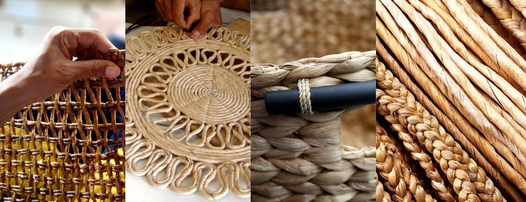 Water Hyacinth Crafts