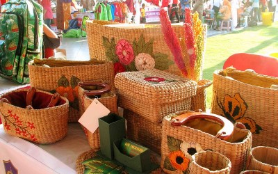 How To Make Crafts From Water Hyacinth