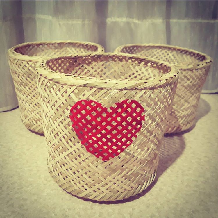 Bamboo Handicraft, source : bamboo_handicrafts Instagram