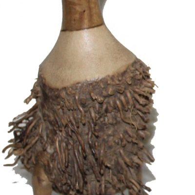 HMI2310 Teak Wood Duck Object