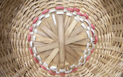 Benefits Of Bamboo, One of It is as Handicraft Material