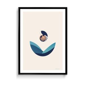 Affiche nautilus quimper brest