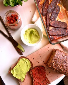 BBQ Tempeh Sandwich (DSC_1046)