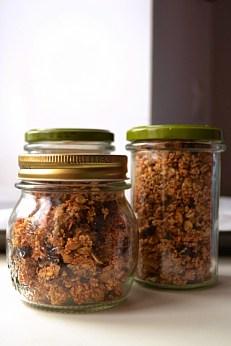Amaranth Granola with Orange Blossom & Tahini (DSC_0567)