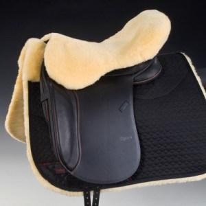Horsedream fårskinnsprodukter 5000021-1 Christ Sadelöverdrag fårskinn engelsk