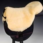 Horsedream fårskinnsprodukter 63012621 Christ Iberica Plus Barbackapad