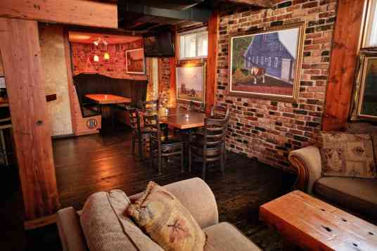 Harmony House lounge