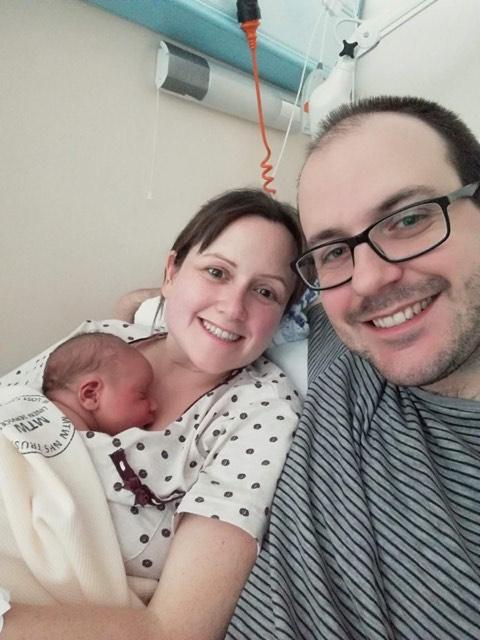 Kate's hypnobirth vbac