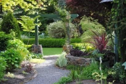 Freeland Tanner-Garden Designer-Napa-Garden Decor-Bespoke Garden Decor-garden gate