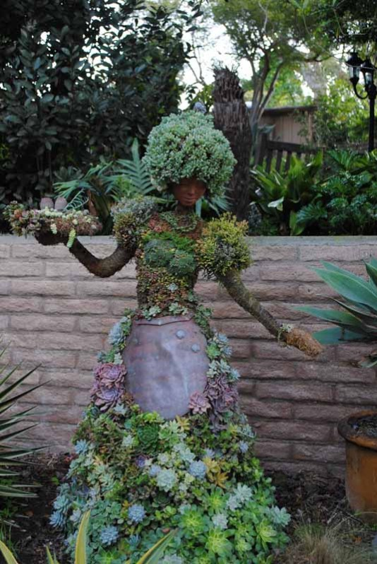 Wordless Wednesday – Succulent People | Harmony in the Garden on