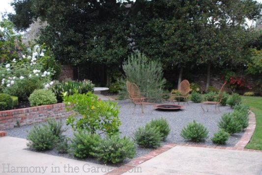 awkward space transformations-northern california-garden design-lawn removal