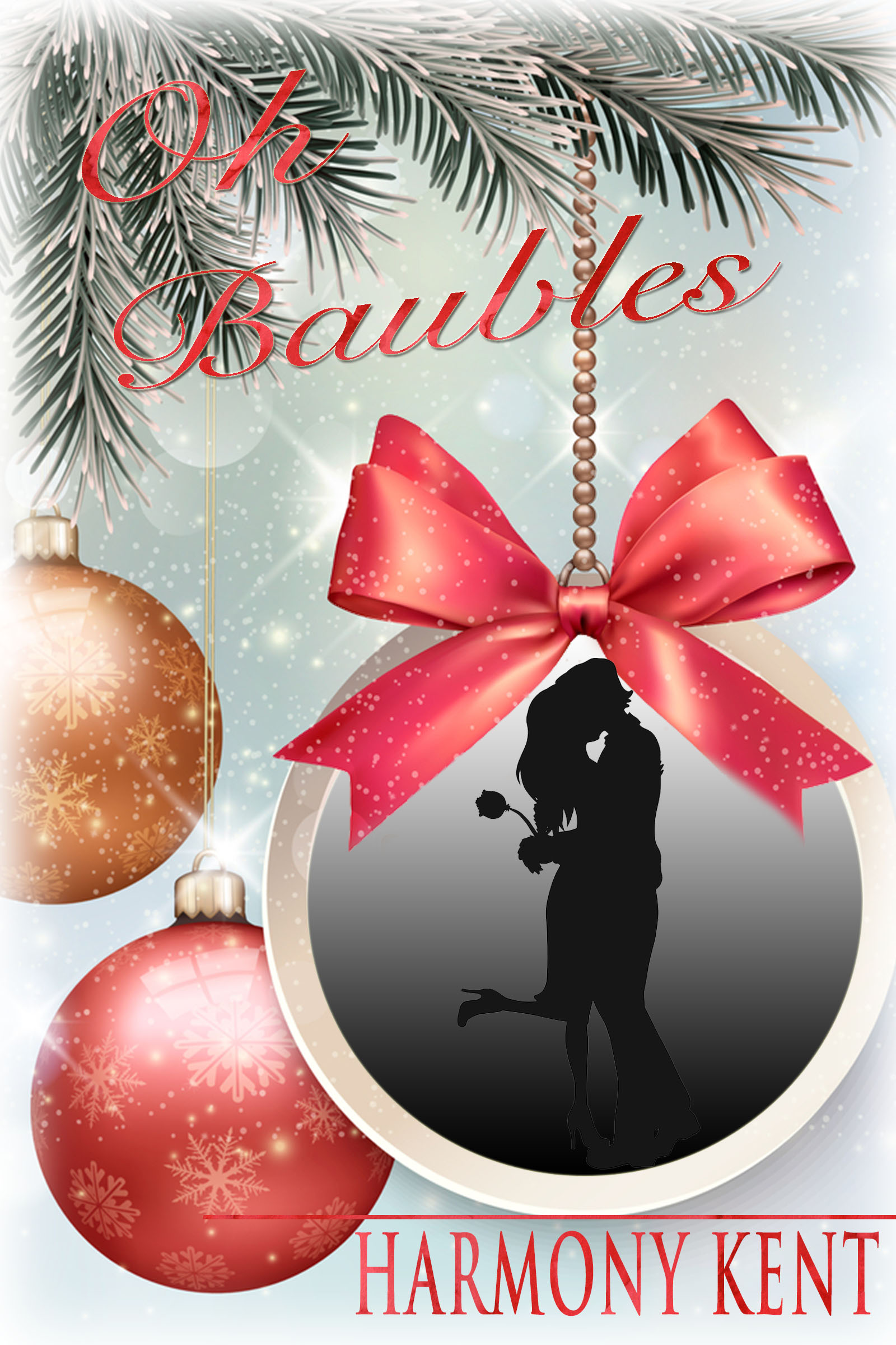 Oh Baubles Book Cover
