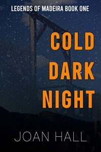 Book cover for Cold Dark Night by author Joan Hall
