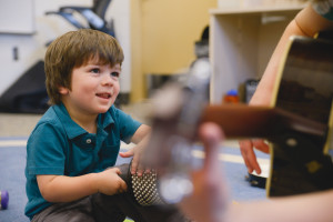 Music with Special Needs Children