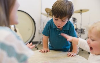 "A Developmental ""Boost"": Rationale for Music Therapy in Early Intervention"
