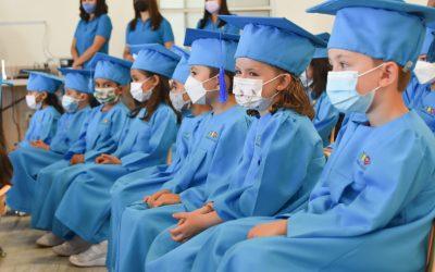 Felicidades a nuestros graduados de Kinder 3