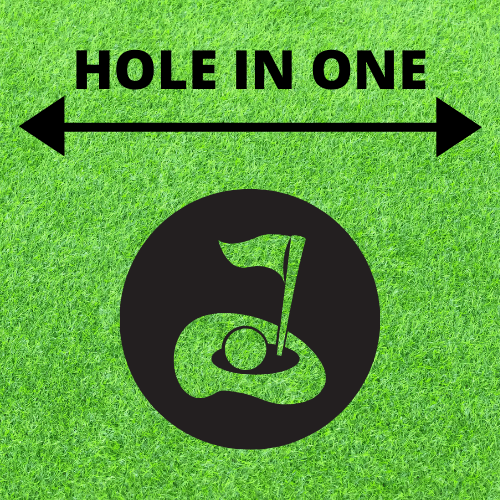 Gene Flander Golf Outing - Hole-in-One