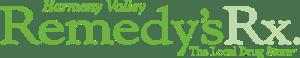 Harmony Valley Remedy's Rx Pharmacy Logo