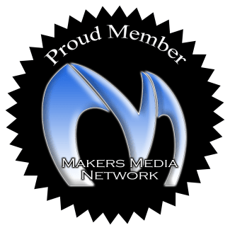 Makers Media Network Logo Products