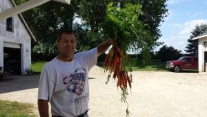 Just a few carrots.
