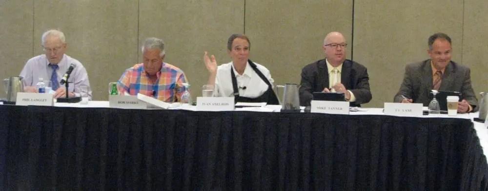 USTA Heads at Columbus Ohio Summit
