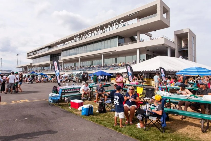 New Jersey's harness racing industry stands to gain if a casino comes to the Meadowlands.