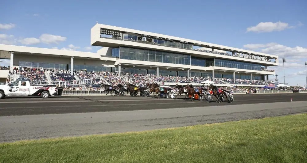 Dave Landry Gural said having high integrity at the Meadowlands is paramount to the track and sport's future.