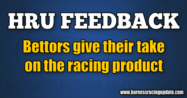 Bettors give their take on the racing product