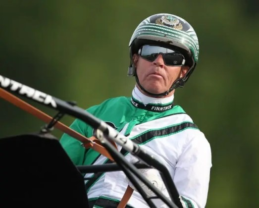 Claus Andersen   Takter is rarely satisfied and makes constant changes to keep horses sharp.