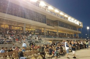 Michael Lisa | Settlemoir said he hopes Meadowlands bettors will adjust quickly to the reduced drag and bet as much, or more, than they do now so drag can be reduced even more.