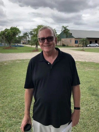 Dave Briggs | Owner Bill Donovan made a visit to Sunshine Meadows in Florida in March.